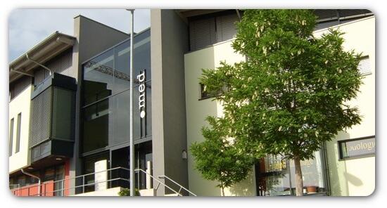 Praxis Amberg Emailfabrikstrasse 19