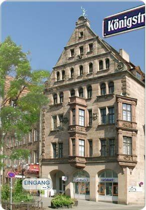 Praxis Nürnberg Königstrasse 61