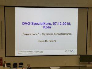 DVO Spezialkurs Köln